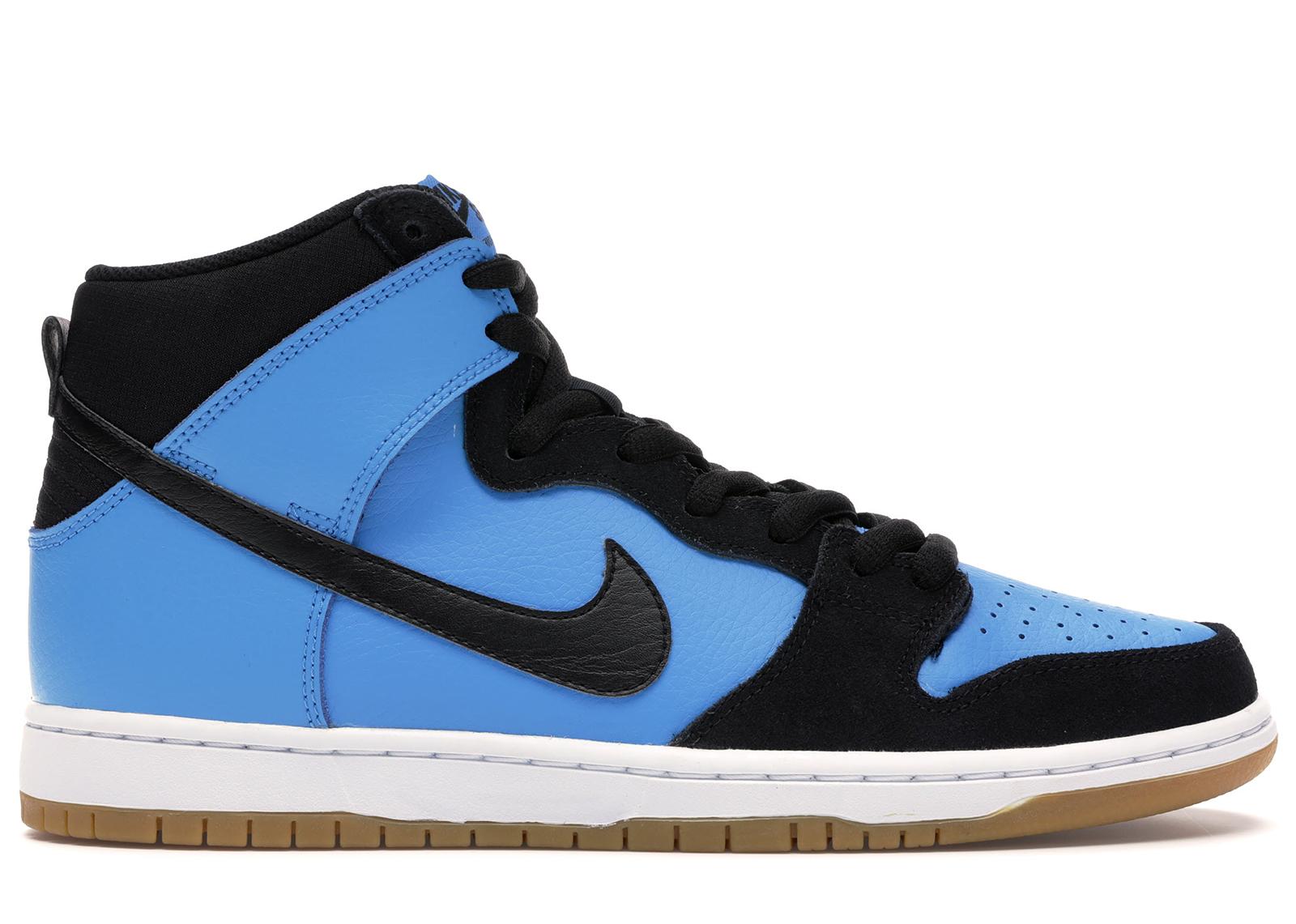Nike Dunk SB High Blue Hero - 305050-470