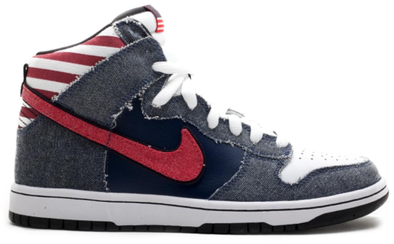 Nike Dunk SB High Born in the USA