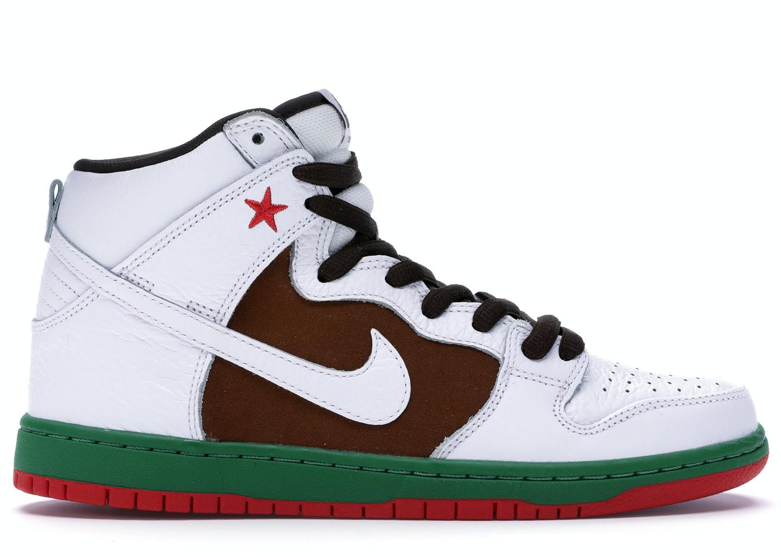 Nike Dunk SB High Cali (2014)