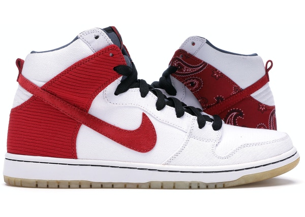 best service e939e aaa84 Nike Dunk SB High Cheech  Chong