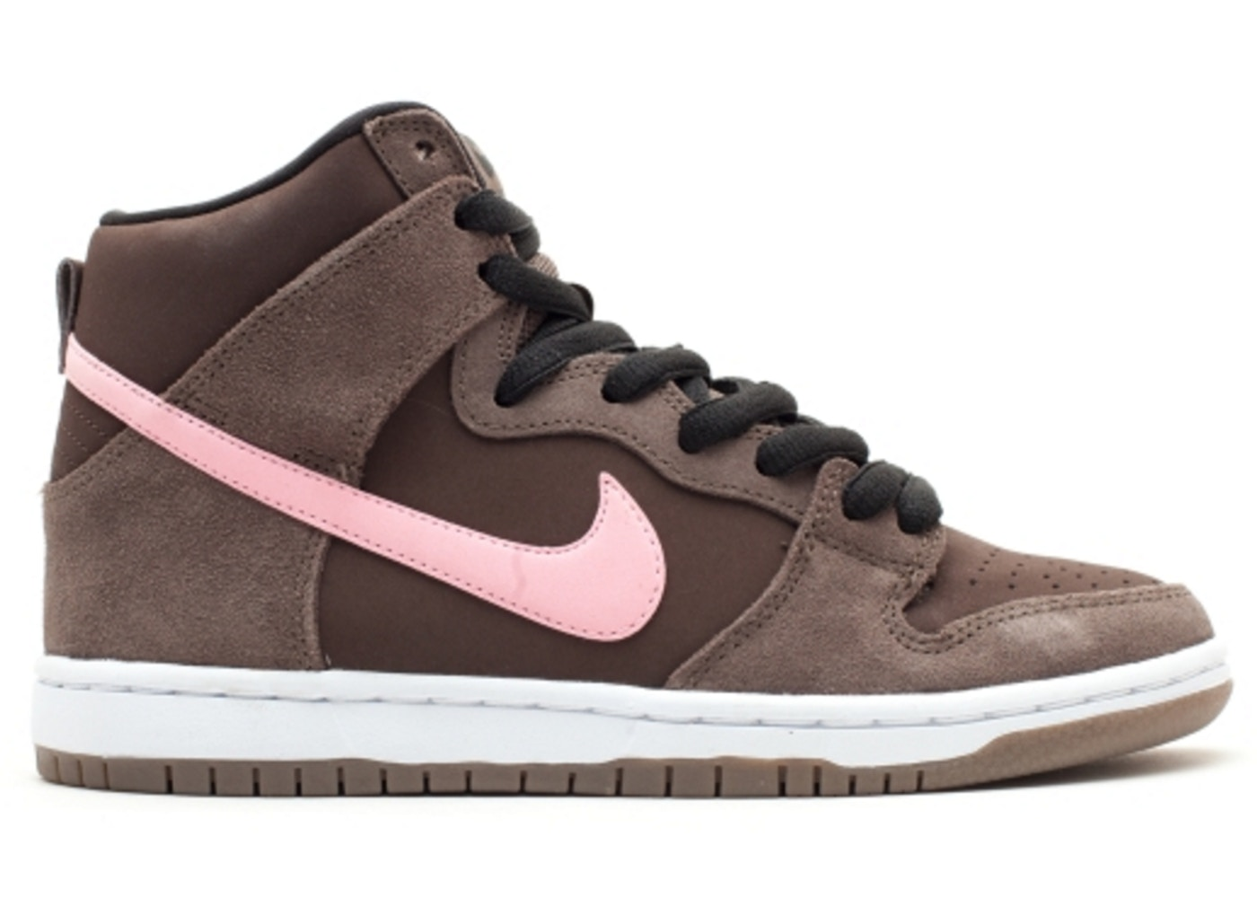 the best attitude 50743 2fd73 Nike Dunk SB High Chocolate Pink