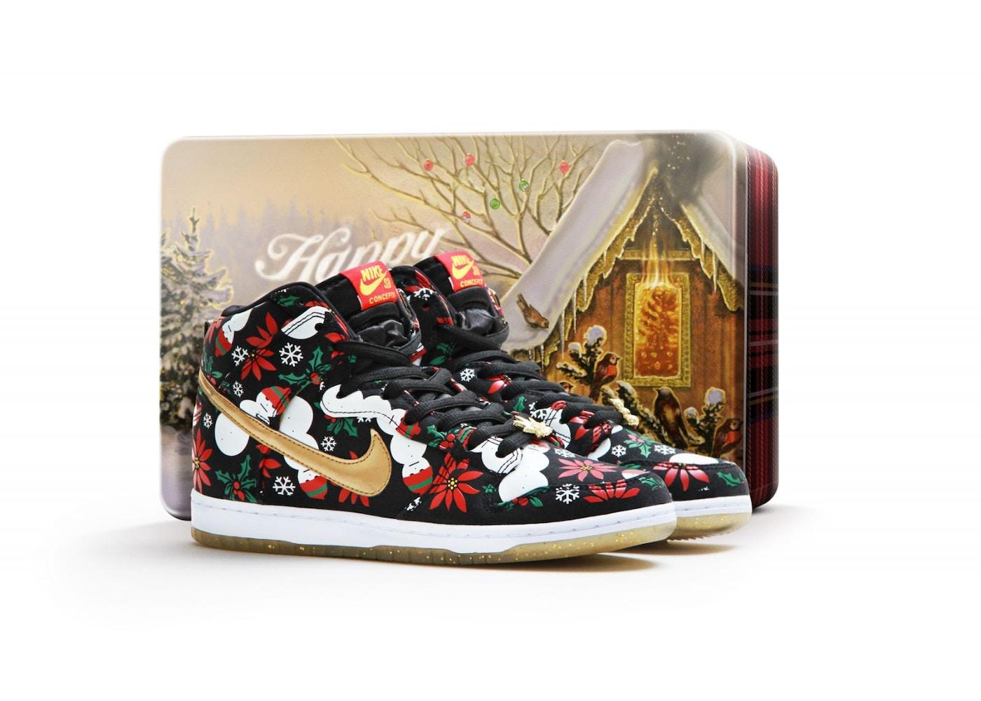 Nike Dunk SB High Concepts \