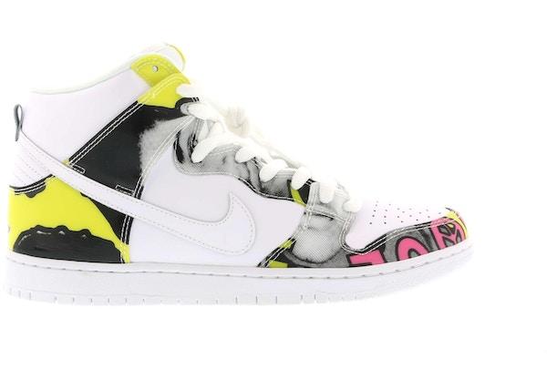 purchase cheap 90d33 de46e Nike Dunk SB High De La Soul (2015)