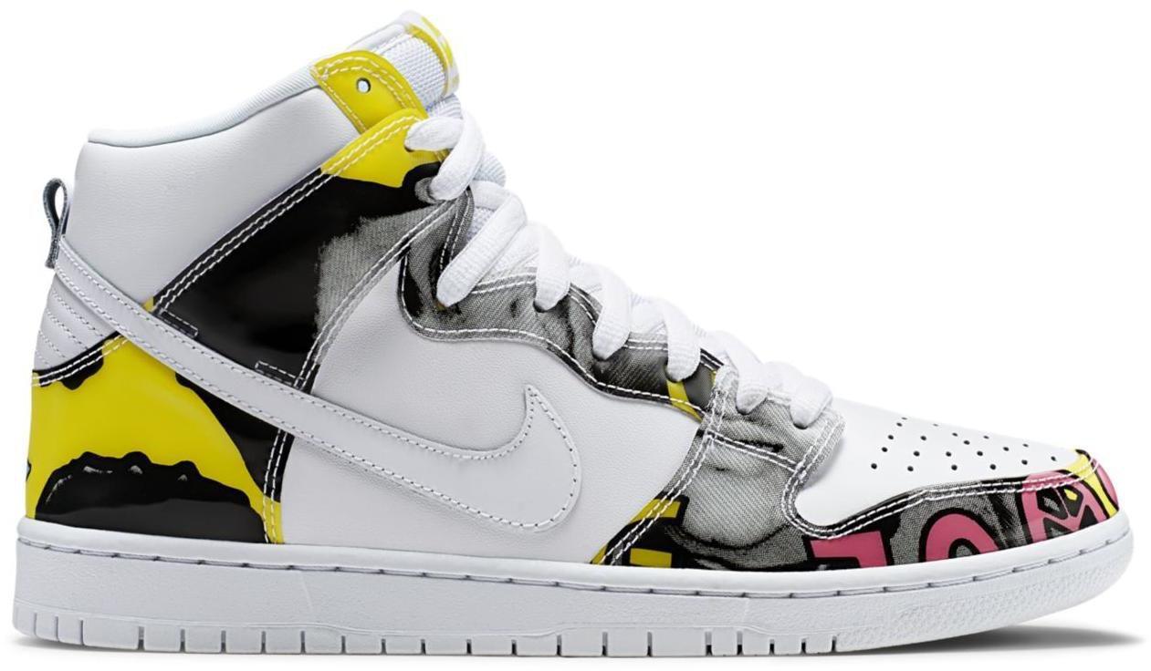 Nike Dunk SB High De La Soul (2015)