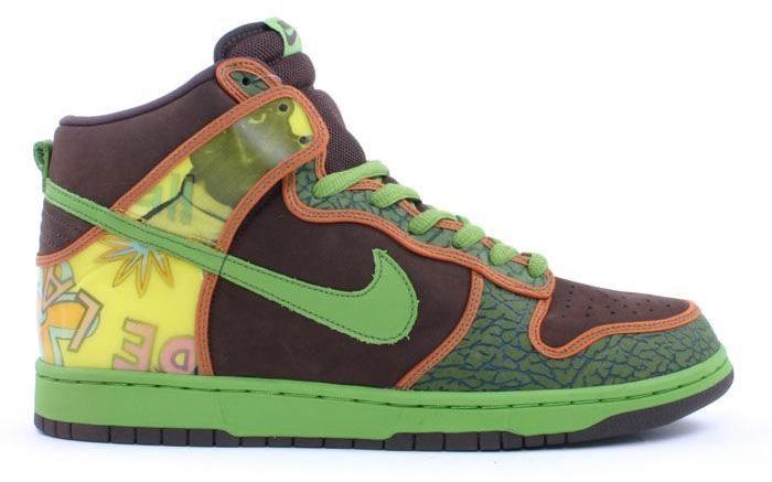 Nike Dunk SB High De La Soul (2005)