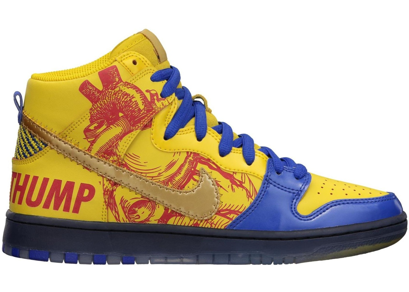 Sell. or Ask. Size 8. View All Bids. Nike Dunk SB High Doernbecher ... 3ee7132c6b