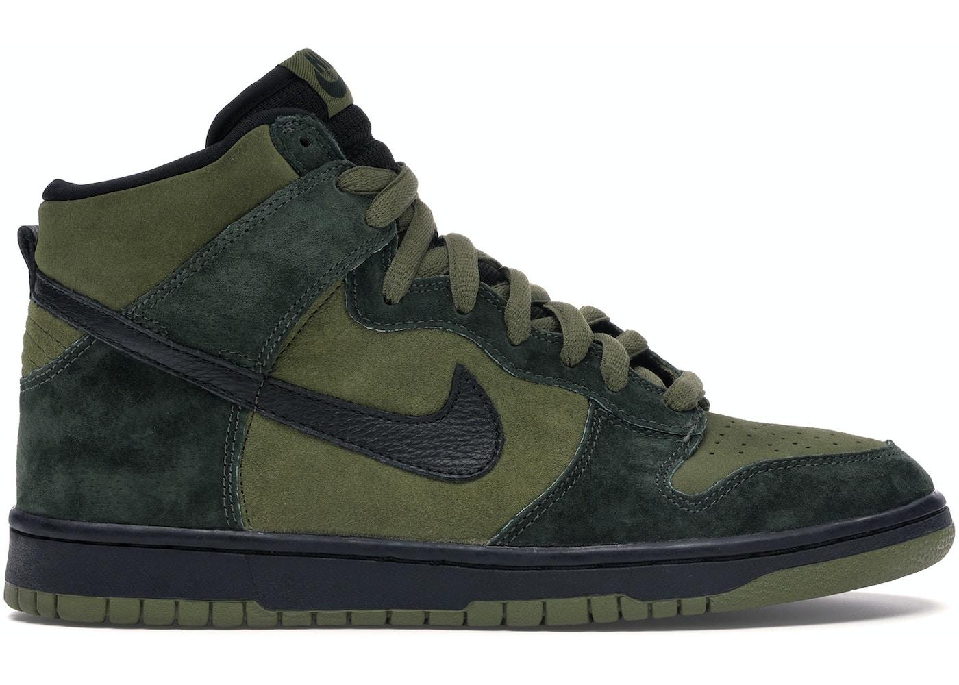 size 40 8dfba c5f56 Nike Dunk SB High Hulk