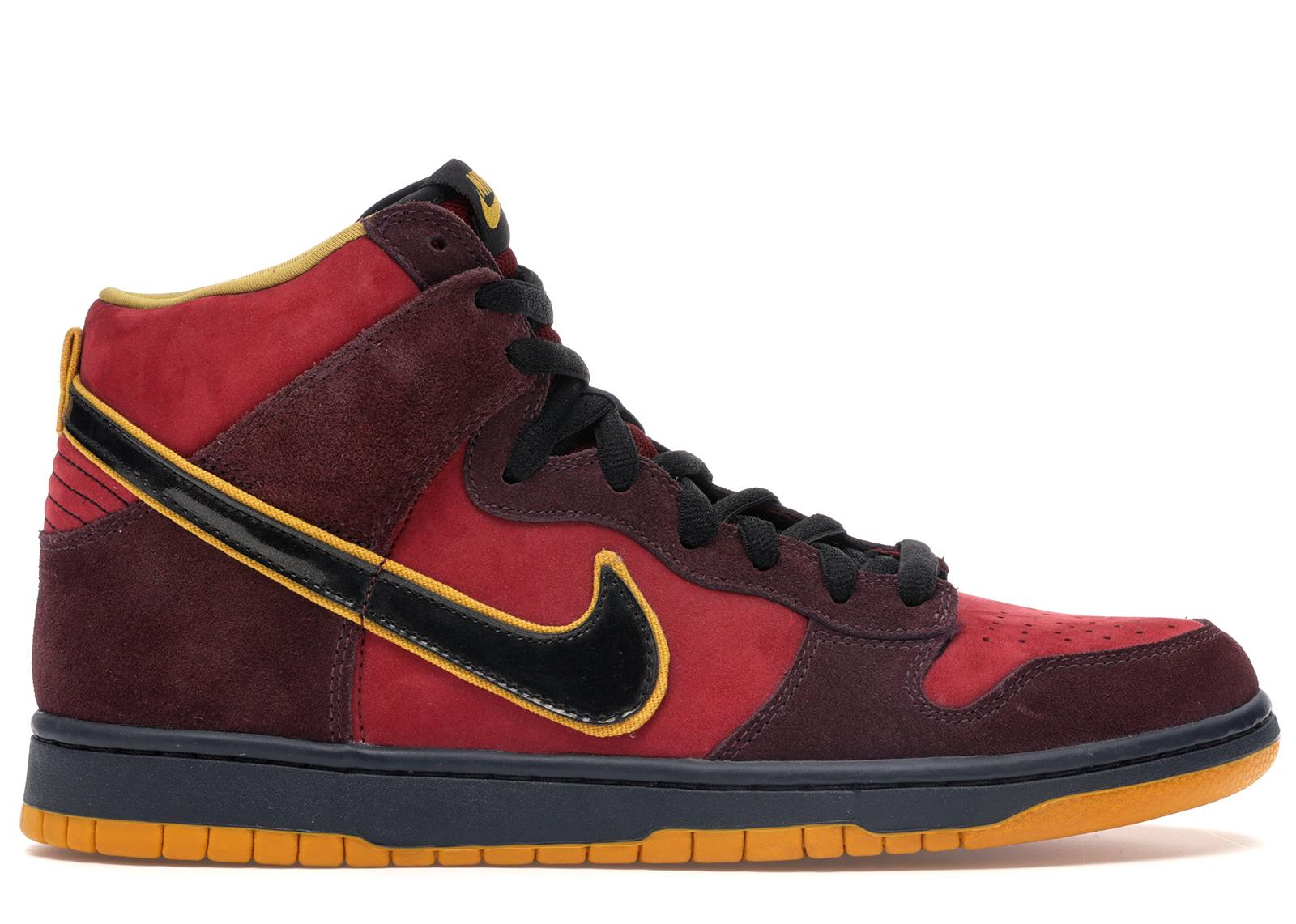 Nike Dunk SB High Iron Man - 313171-600