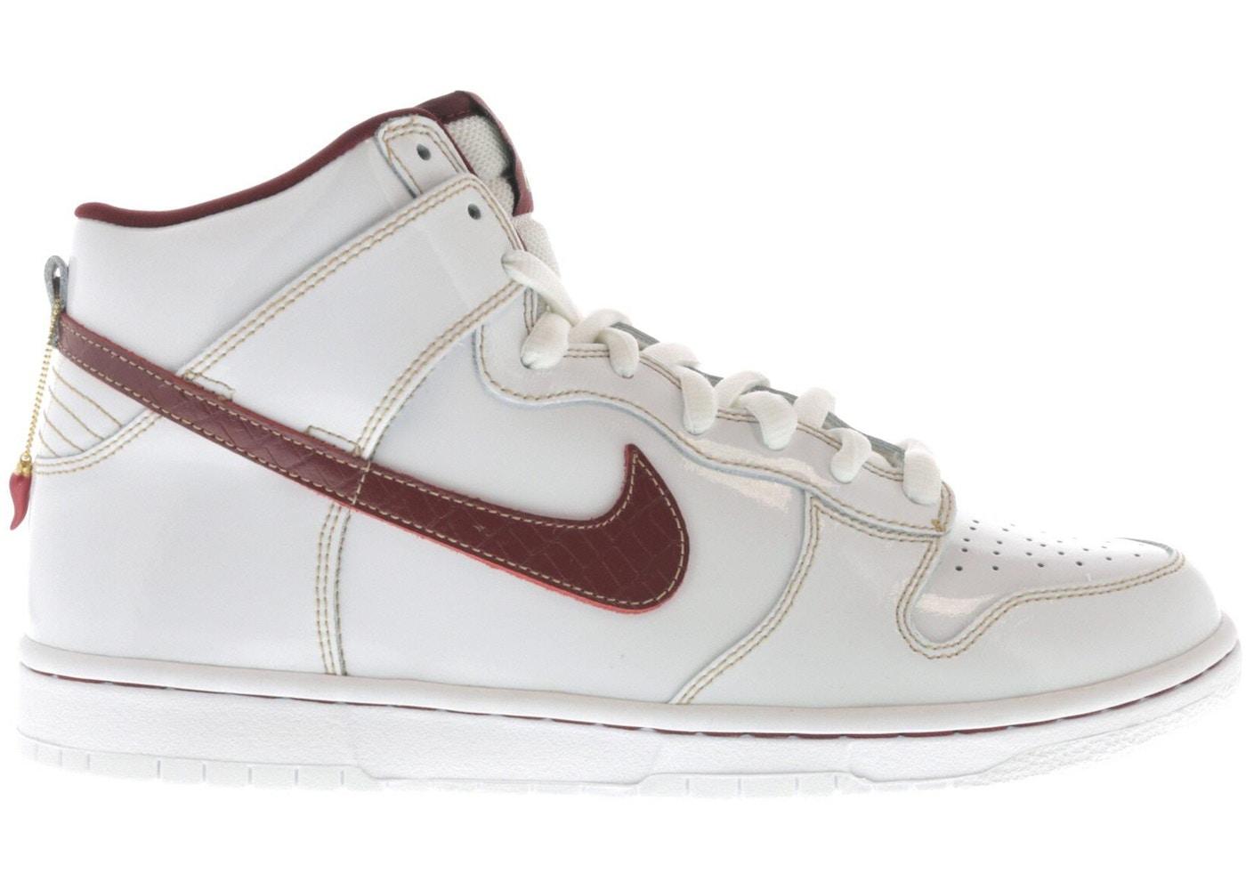 competitive price 6509e f7feb Nike Dunk SB High Mafia Pack - 313171-161
