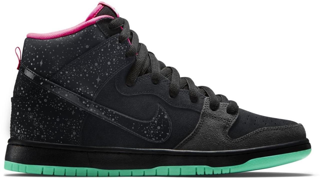 "Nike Dunk SB High Premier ""Northern Lights"""