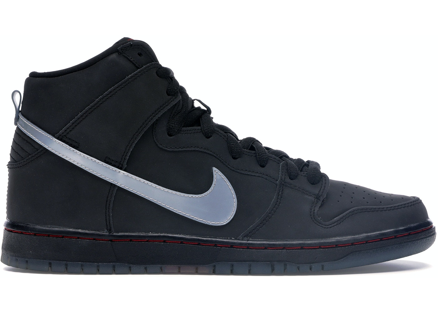 new product 105fb 2a44f Nike Dunk SB High Raging Bull 3M