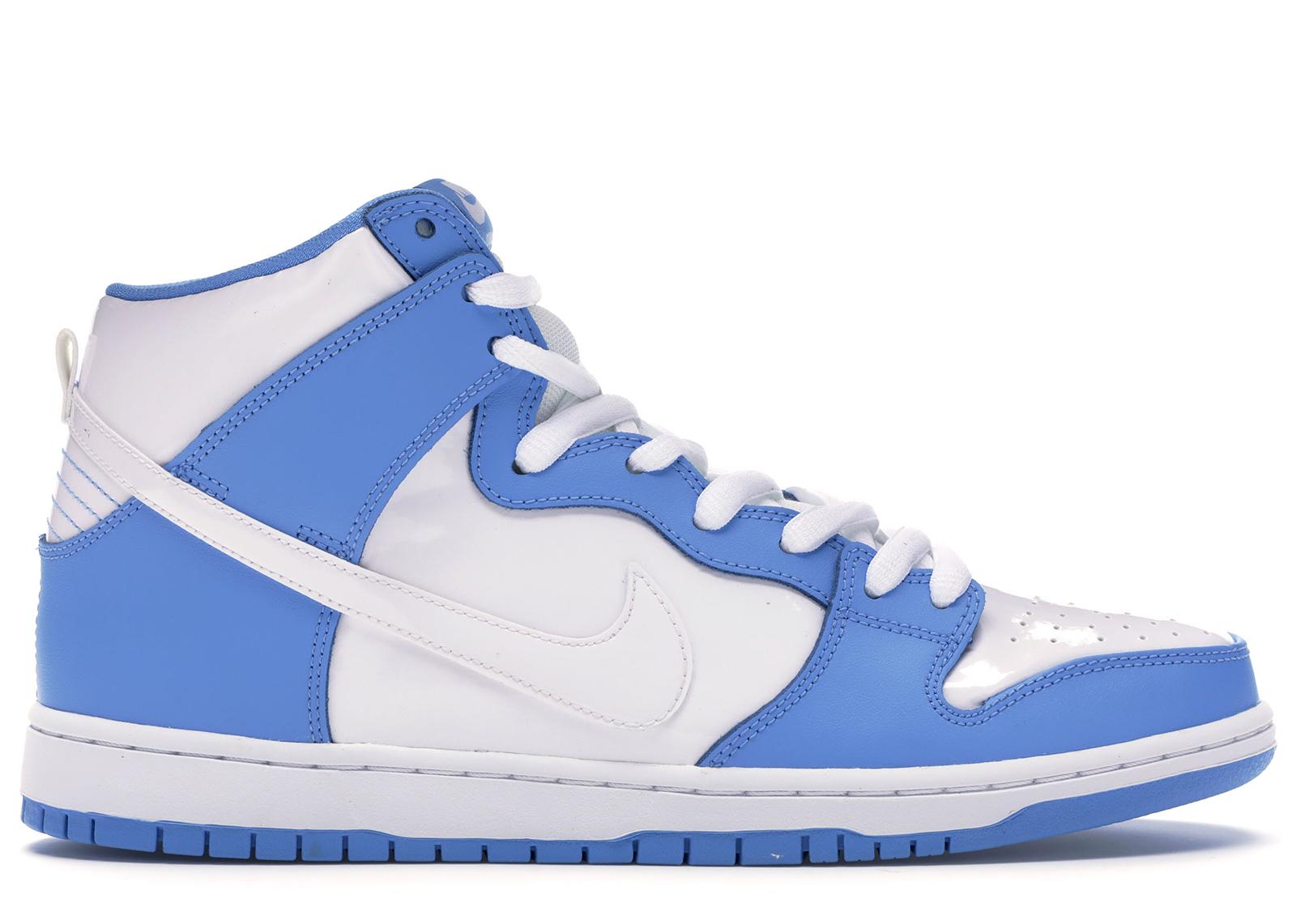 Nike Dunk SB High Rivalry - 313171-411