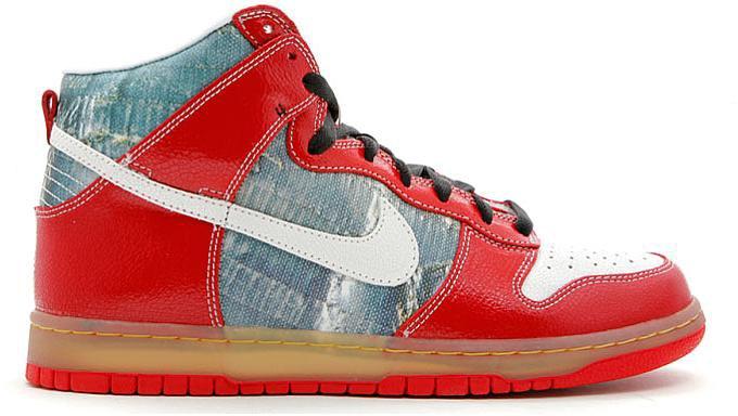 Nike Dunk SB High Shoe Goo