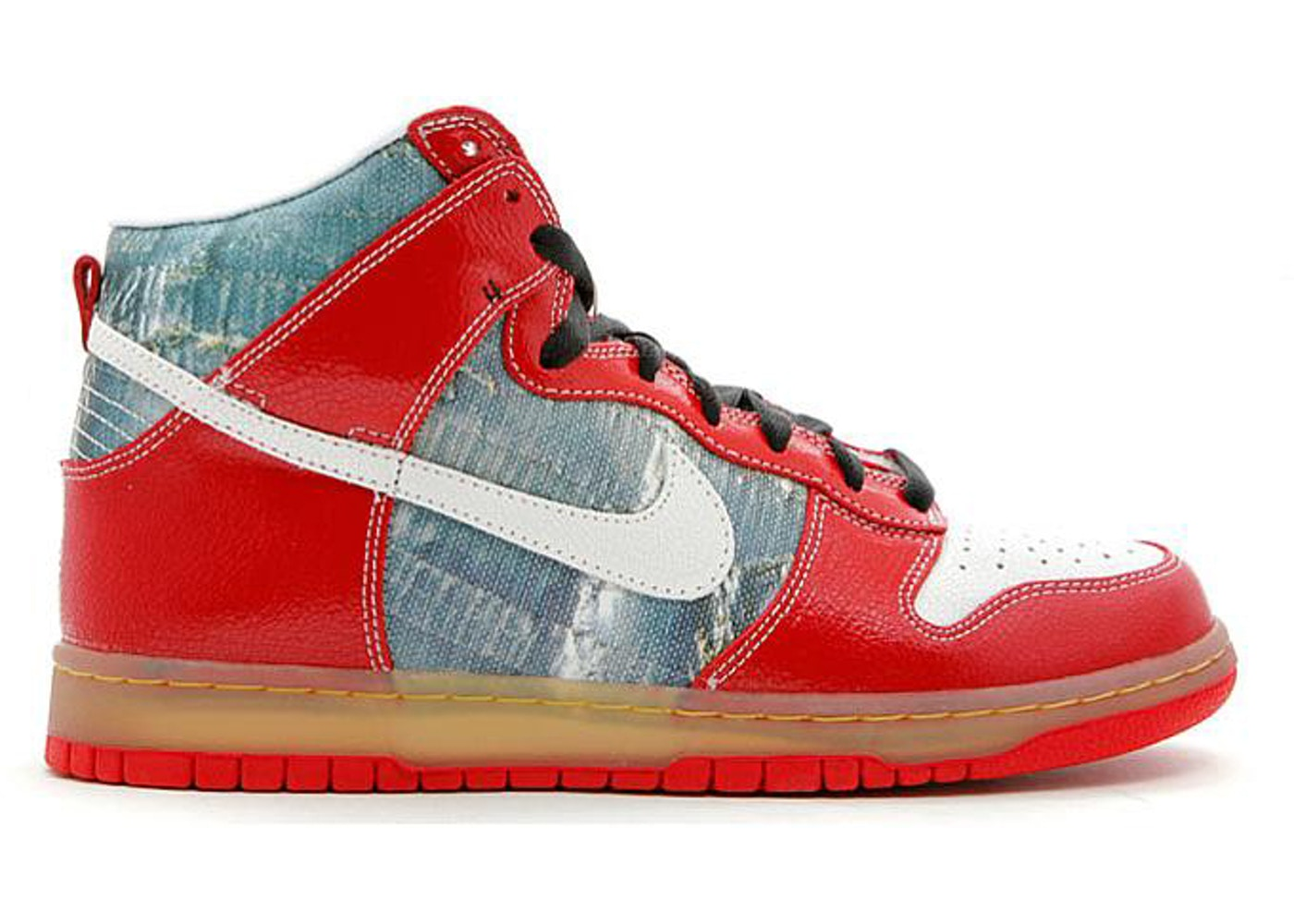 5ec6599c Nike Dunk SB High Shoe Goo - 313171-012