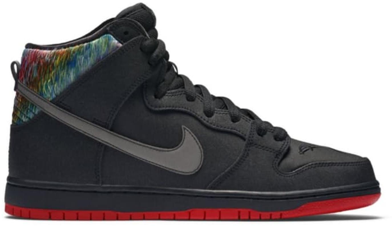 Nike Dunk SB High Spot Gasparilla (Special Box)
