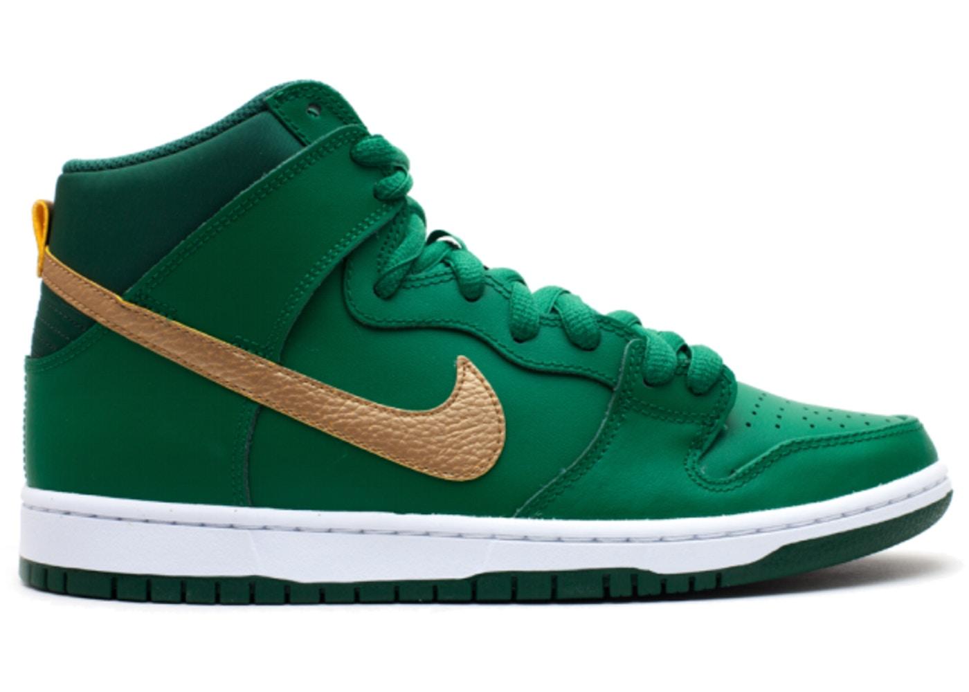 b8fde82e10 Nike Dunk SB High St Patty's Day - 305050-373