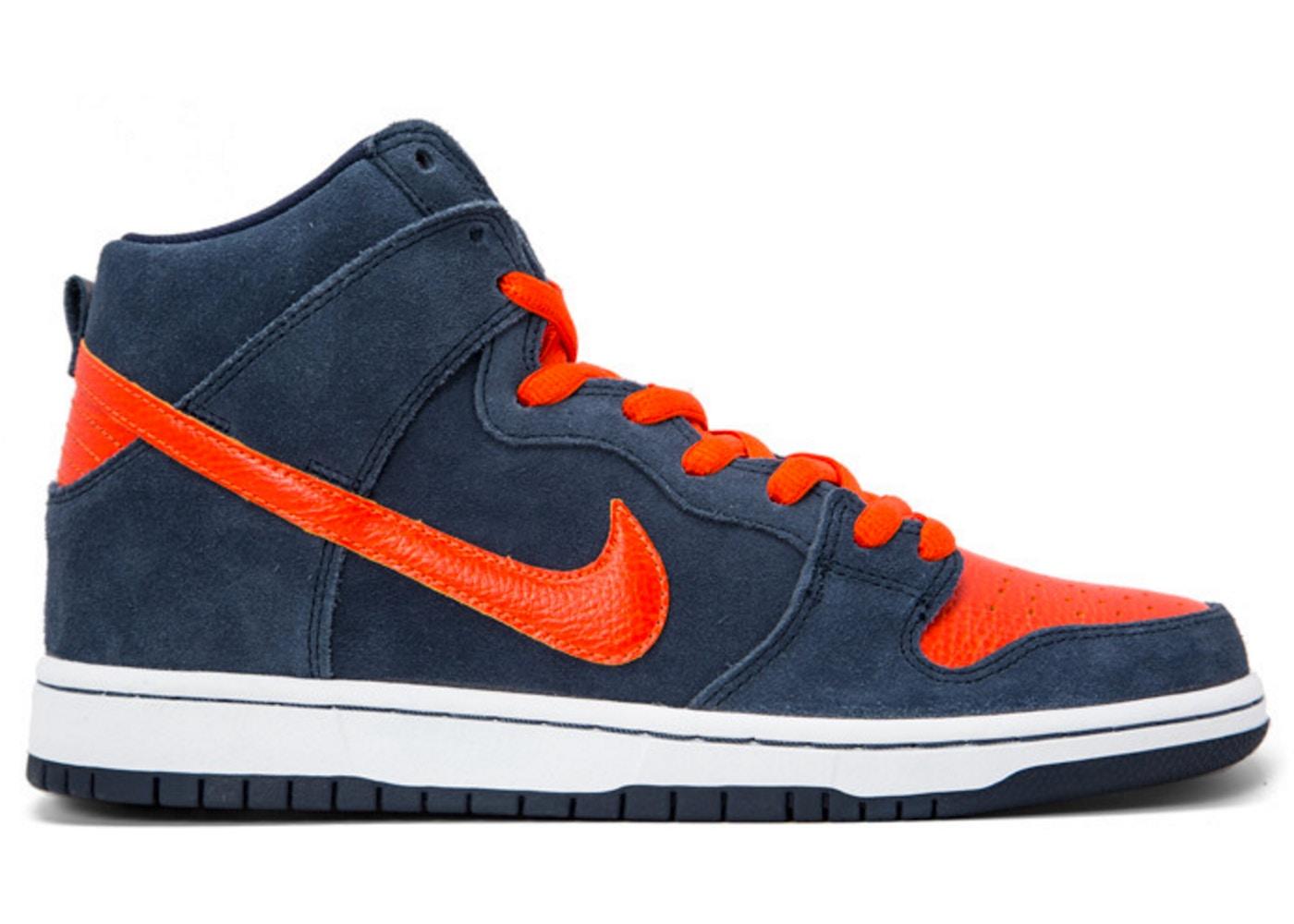 reputable site 5372c 0a74c Nike Dunk SB High Syracuse - 305050-481
