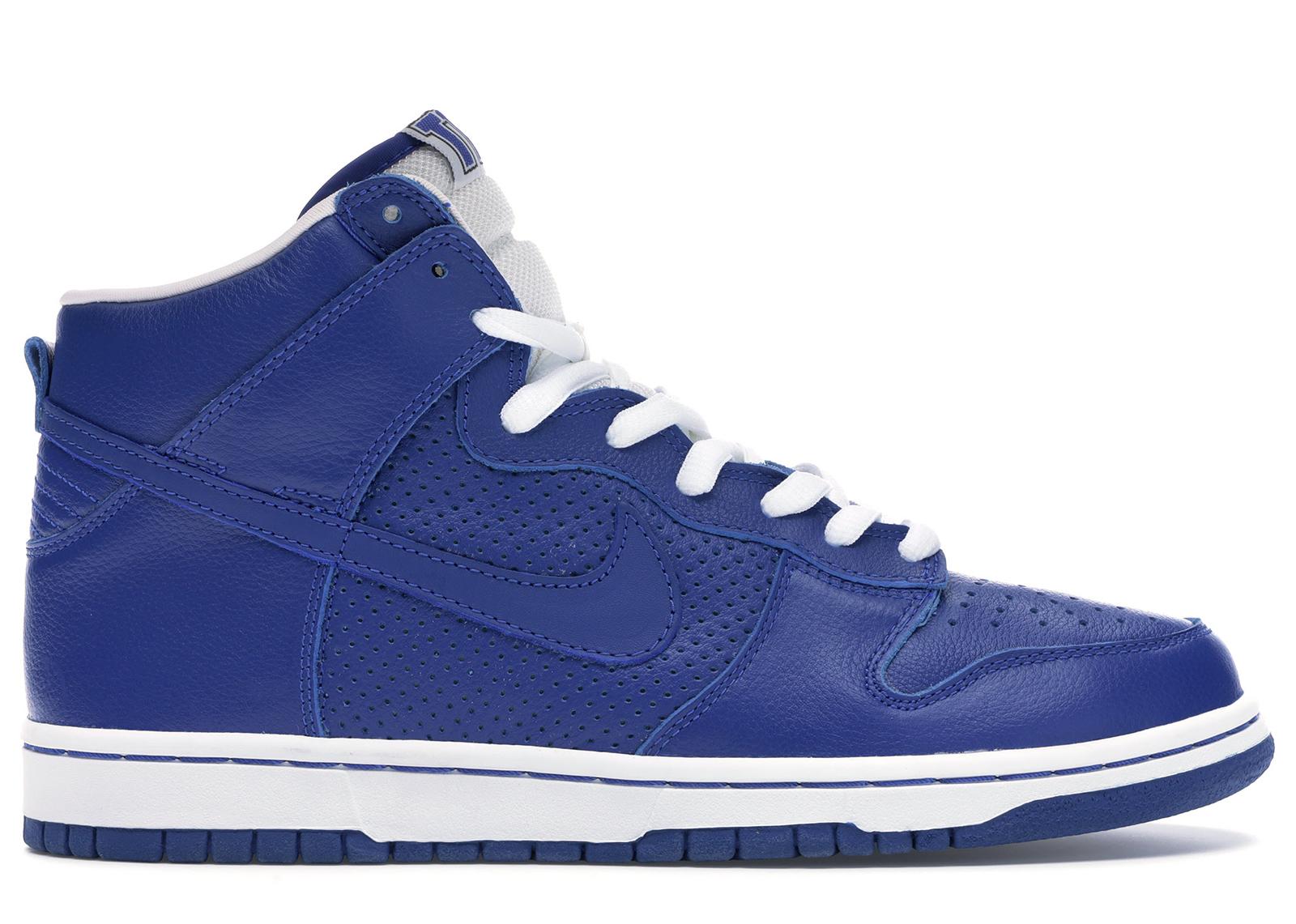 Nike Dunk SB High T19 Royal Blue