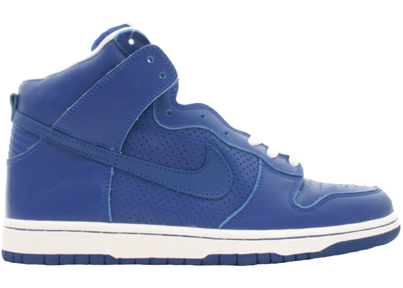 231faa61 Nike Dunk SB High T19 Royal Blue - 305050-441