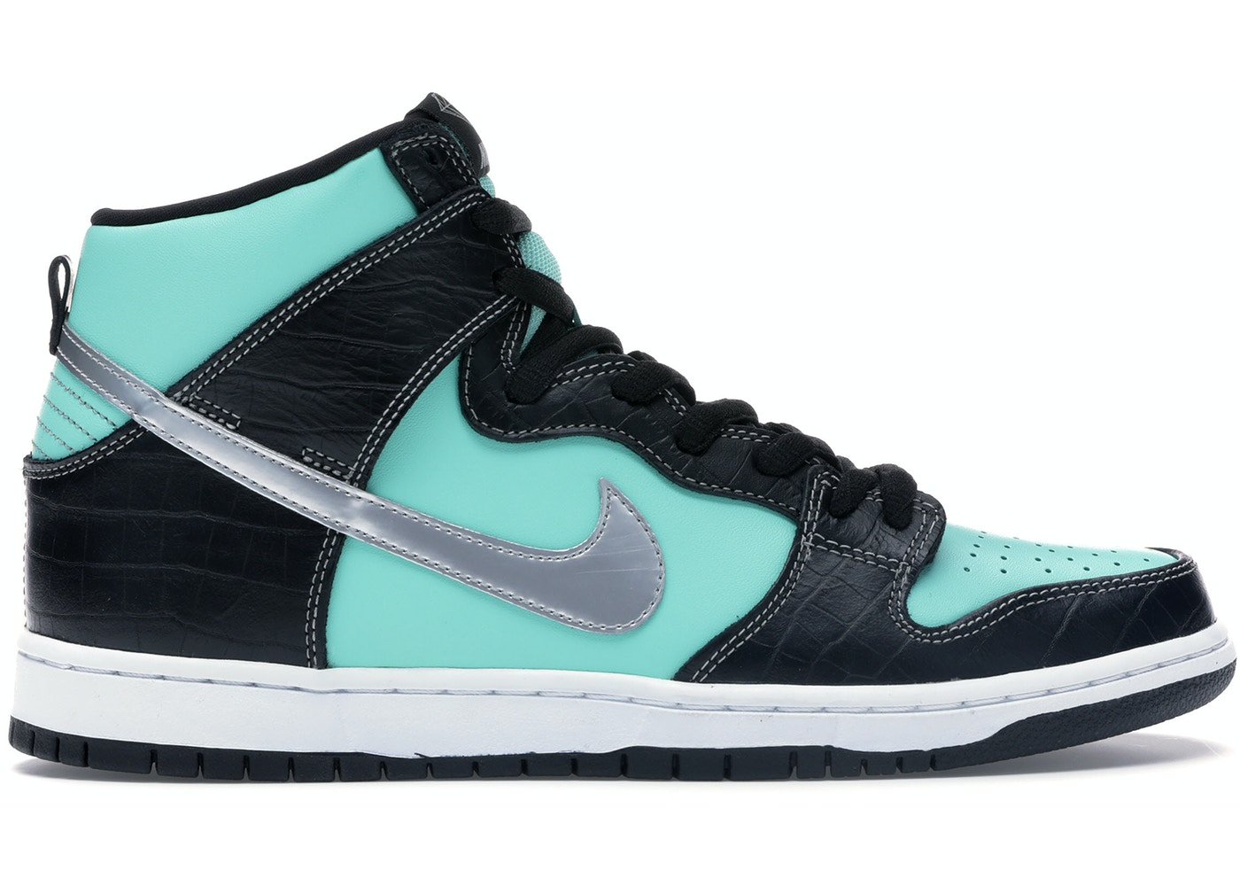 innovative design 3aabb b5bdf Nike Dunk SB High Diamond Supply Co.