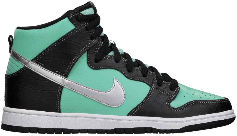 "Nike Dunk SB High Diamond Supply Co. ""Tiffany"""