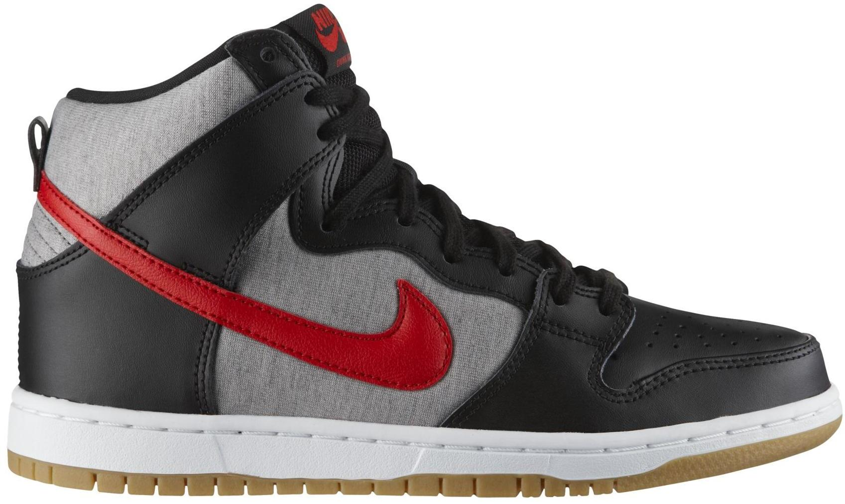 Nike Dunk SB High University Red Medium