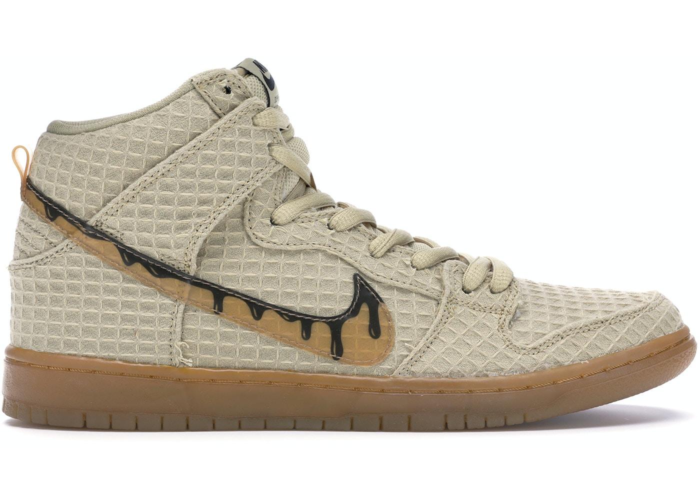 7c8bf543 Nike Dunk SB High Waffle