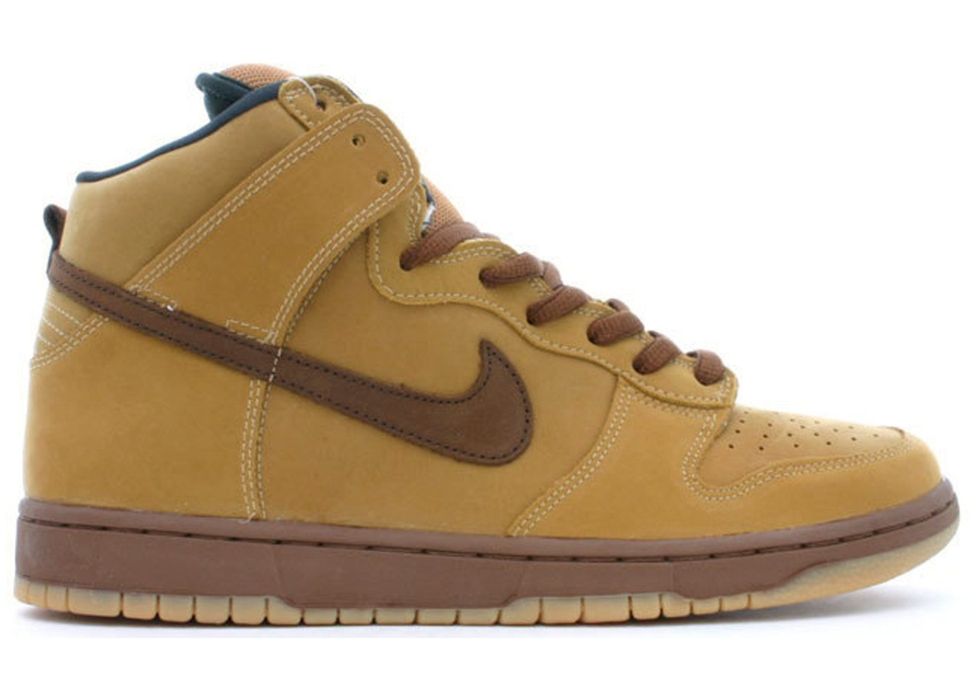 675866c2 Sell. or Ask. Size: 10. View All Bids. Nike Dunk SB High Wheat