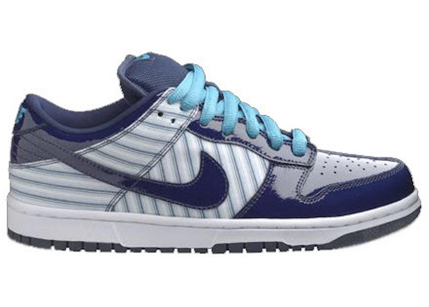 2f6702c5 Nike Dunk SB Low Avenger Blue Patent - 312710-141