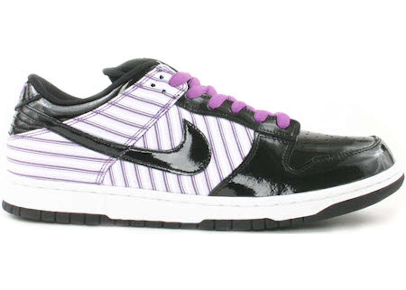 low priced bbbc5 d6693 Nike Dunk SB Low Avenger Purple Patent