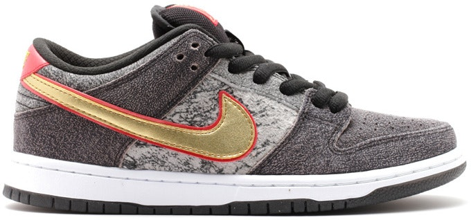 Nike Dunk SB Low Beijing Metallic Gold