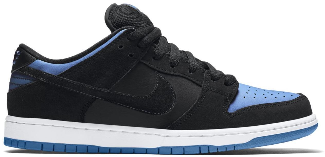 Nike Dunk SB Low Black University Blue