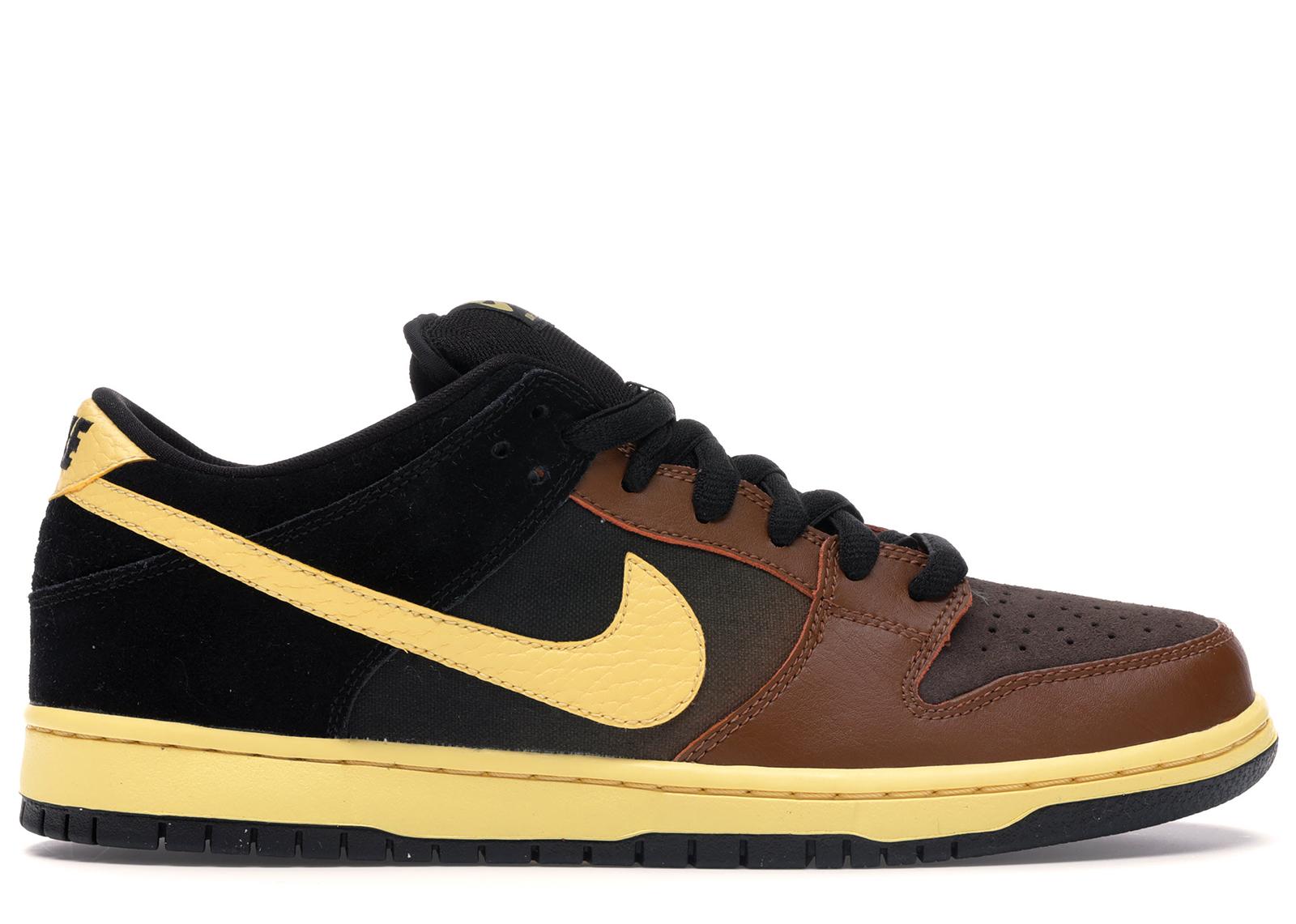 Nike Dunk SB Low Black and Tan - 313170-270