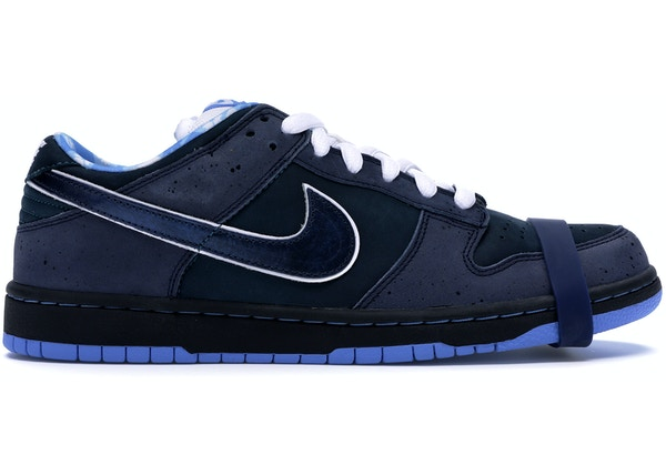 the latest 89d08 46407 Nike Dunk SB Low Blue Lobster