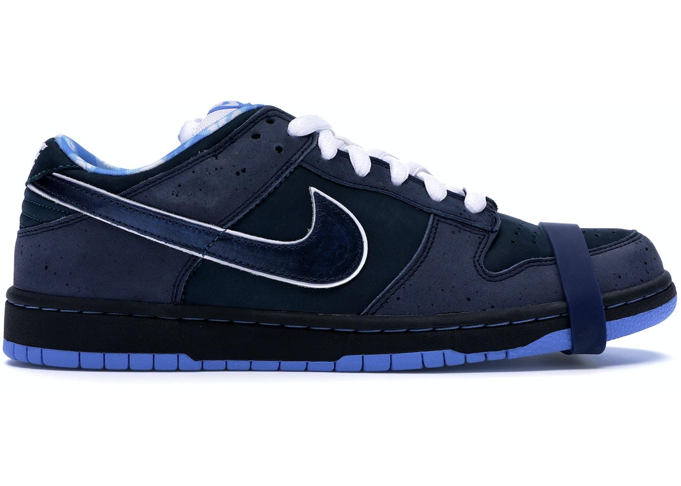 Nike Dunk SB Low Blue Lobster - 313170-342 e9eb45a3e