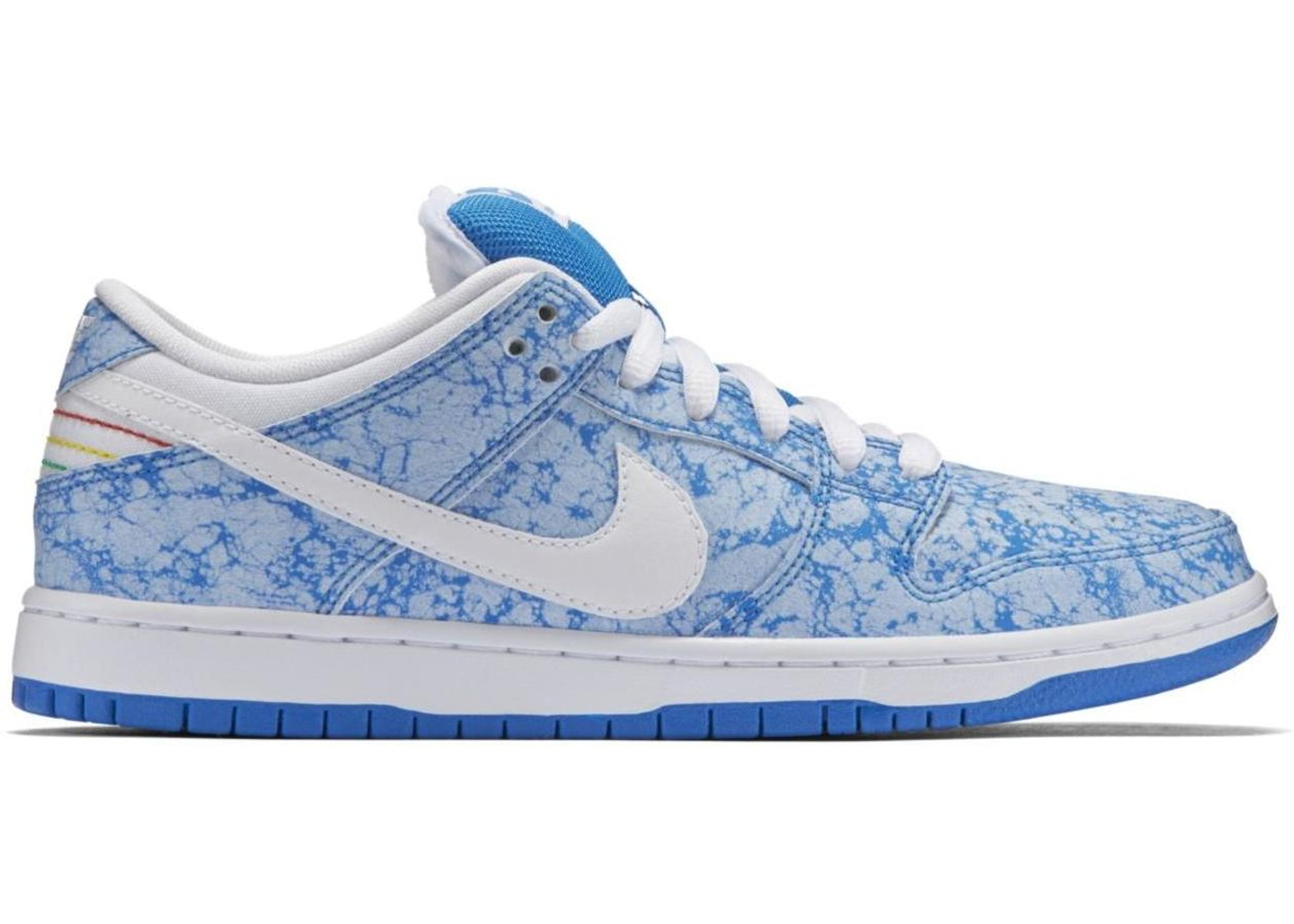 florero Confinar vulgar  Nike Dunk SB Low Blue Marble - 313170-401