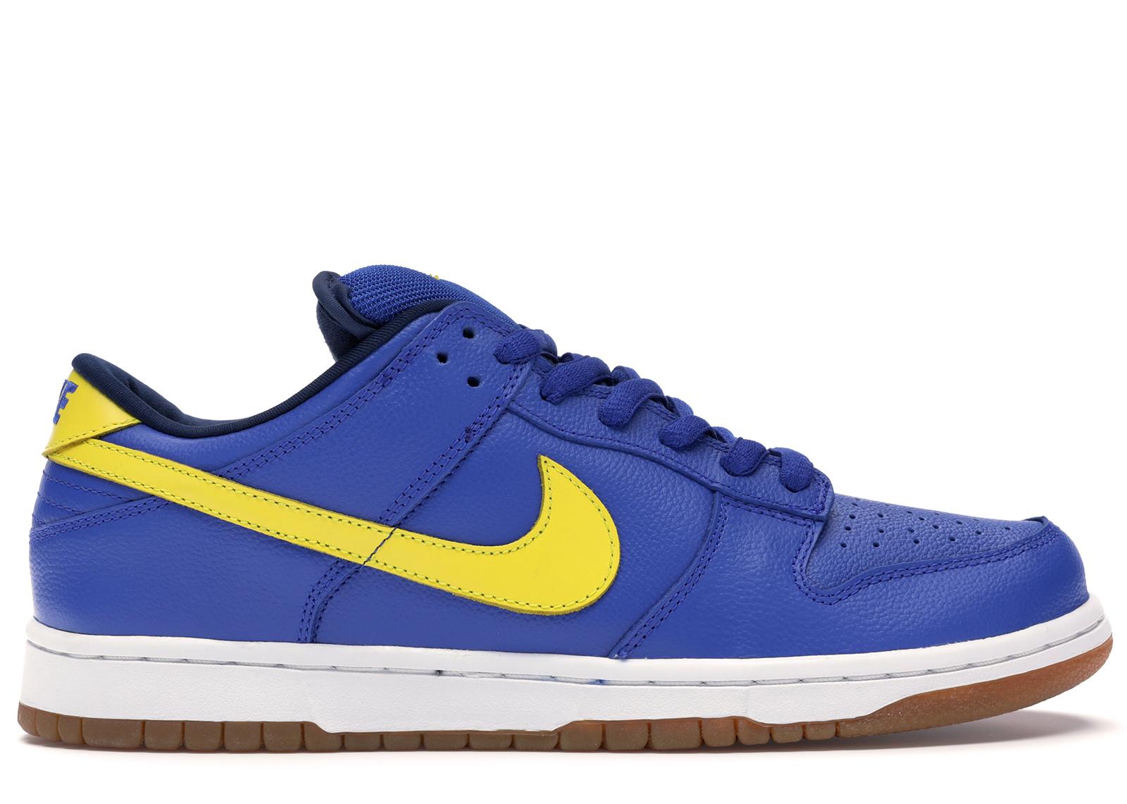 Nike Dunk SB Low Boca Juniors - 304292-471