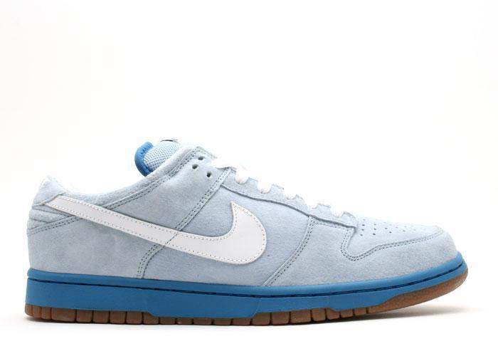 Nike Dunk SB Low Border Blue - 304292-411
