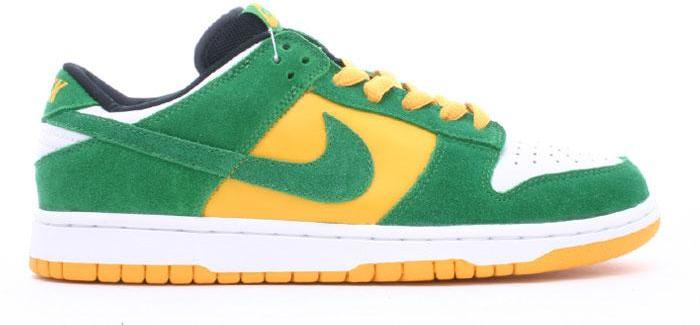 Nike Dunk SB Low Bucks