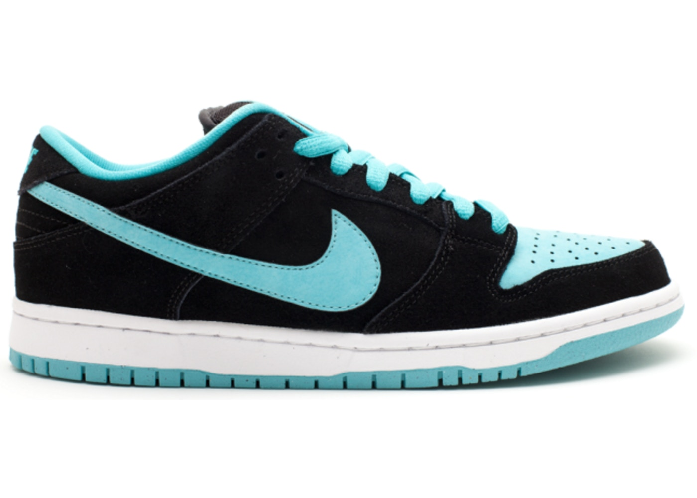 Nike Dunk SB Low Clear Jade - 304292-030 de75508d30