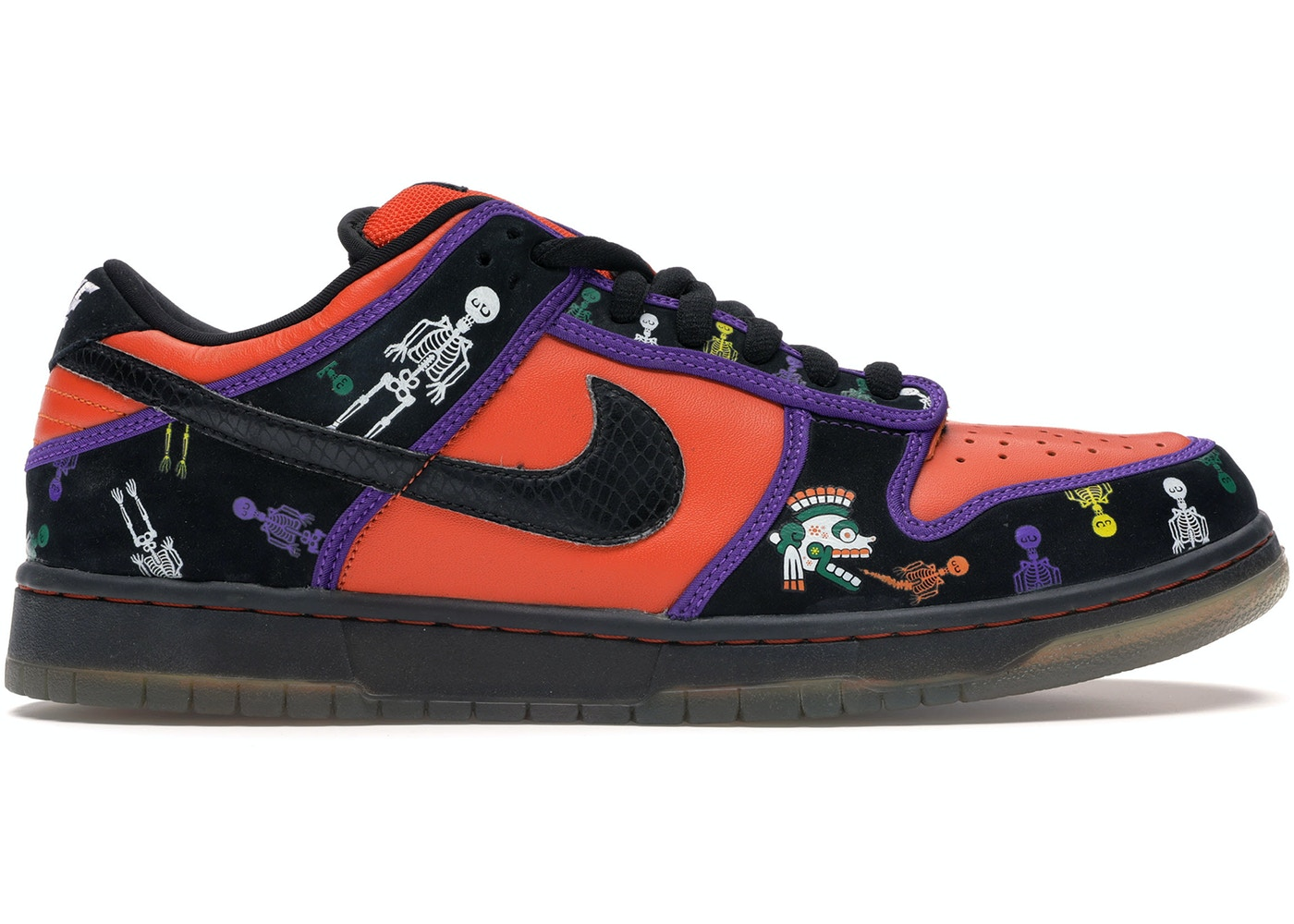 big sale d1dd0 60131 Nike Dunk SB Low Day of the Dead - 313170-801