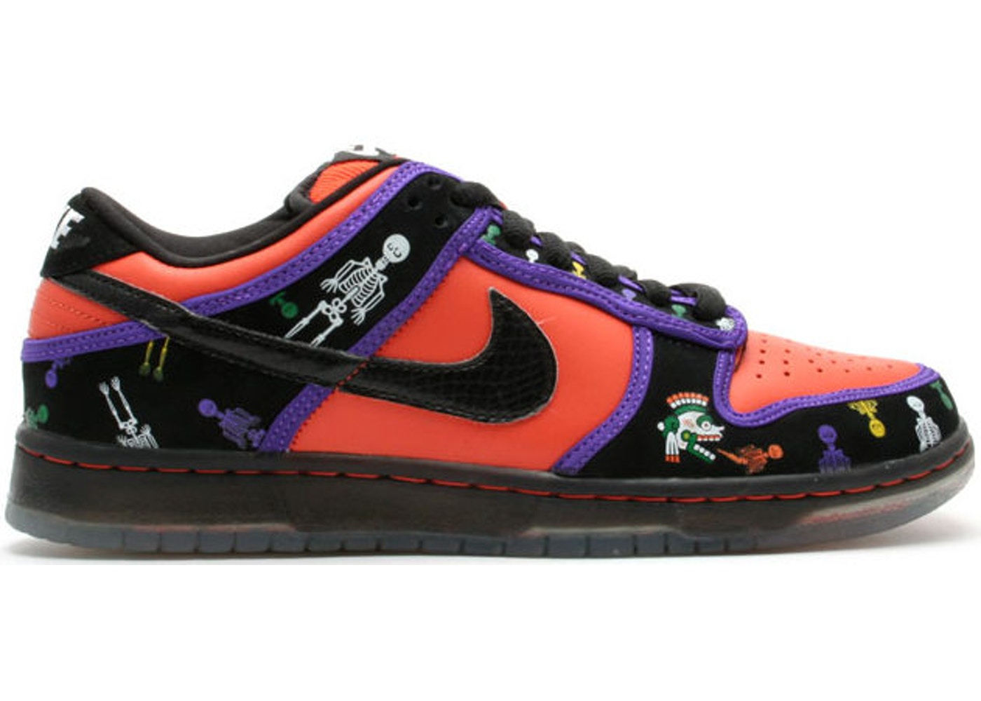 purchase cheap 76e0d 82b98 Nike Dunk SB Low Day of the Dead