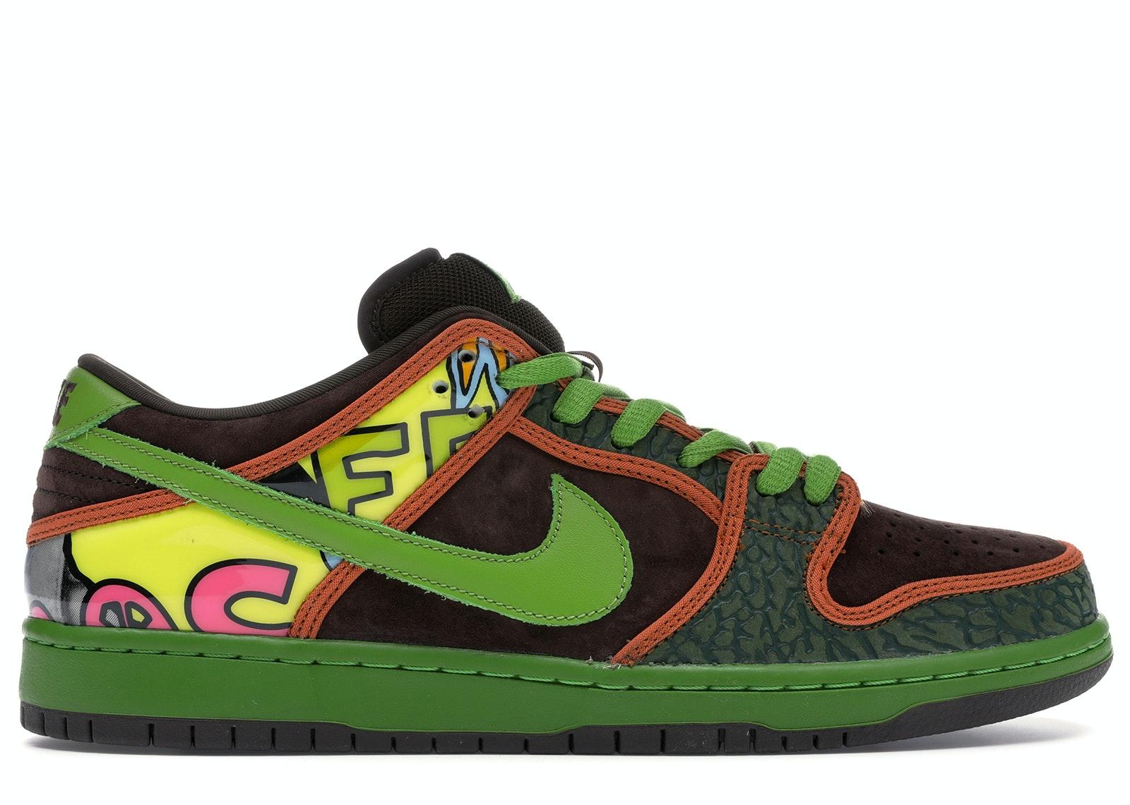 Nike Dunk SB Low De La Soul (2015)
