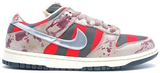 Nike Dunk SB Low Freddy Krueger