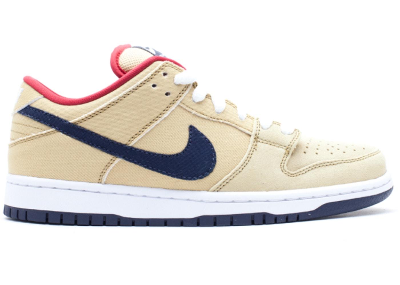 new style e4c0d c84b9 Nike Dunk SB Low Gold Dust - 304292-705