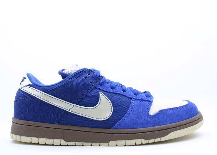 Nike Dunk SB Low Gold Rail - 304292-472