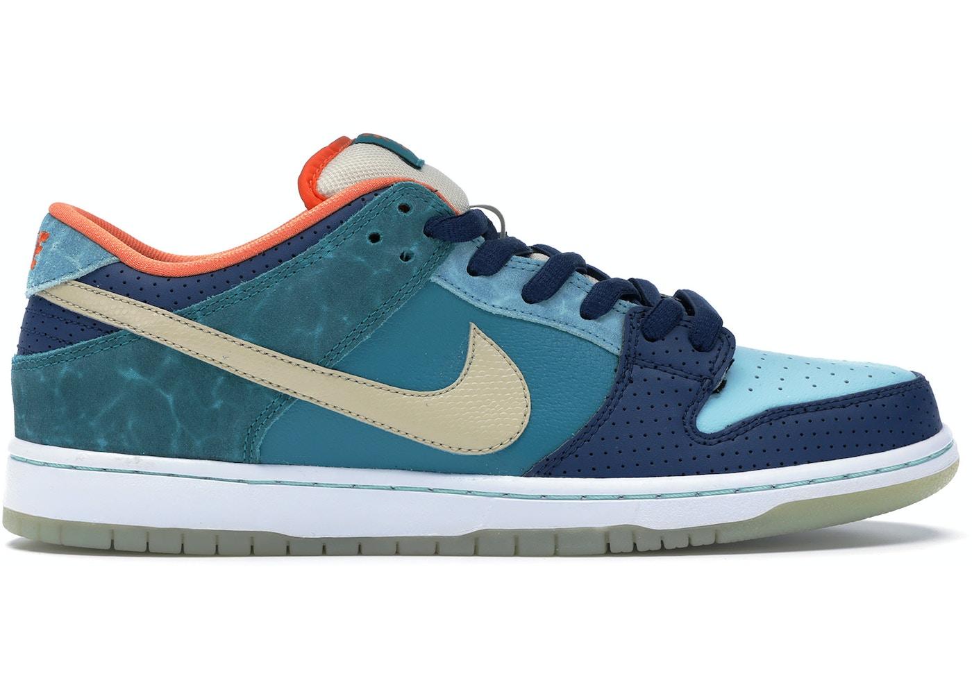 sports shoes 69a9e 5792d Nike Dunk SB Low MIA Skate Shop - 504750-474