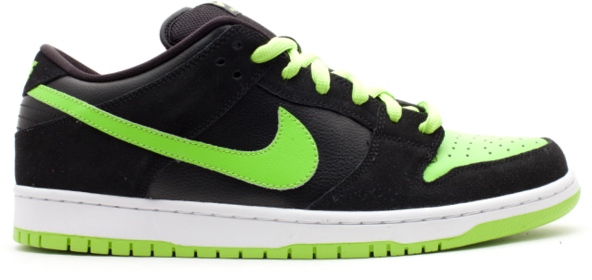 Nike Dunk SB Low Neon J Pack - 304292-019