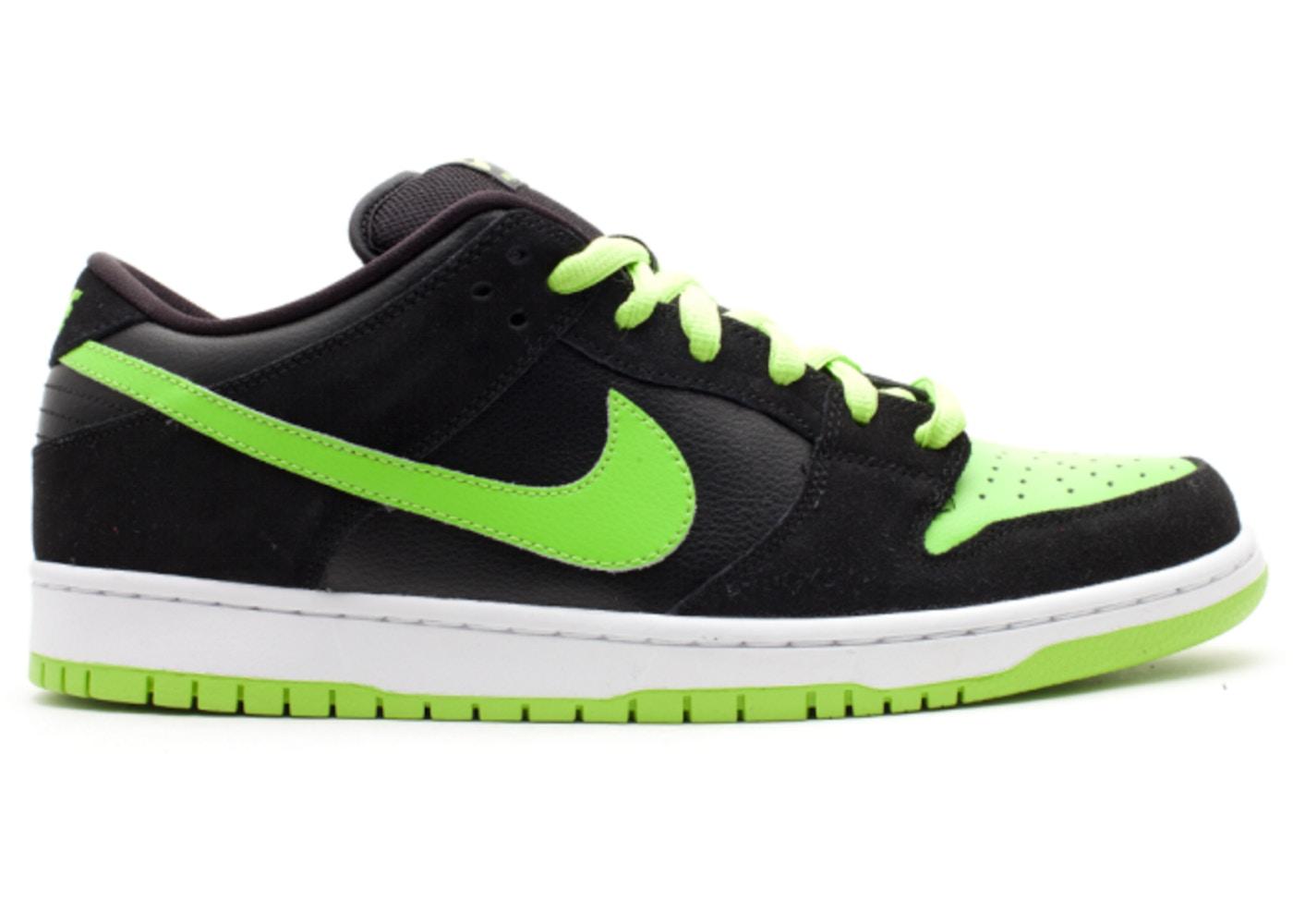 save off 4b738 45b0a Nike Dunk SB Low Neon J Pack - 304292-019