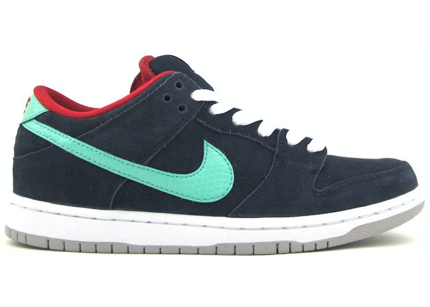 100% authentic 1abfb 0fcc9 Nike Dunk SB Low Obsidian Crystal Mint - 304292-436
